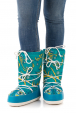 "Women's winter Dyvooo-Boots ""Fabulous Deer"""