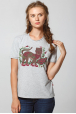 "Women's T-Shirt ""Baroque Ermine"""