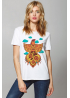 "Women's T-Shirt ""Fire Rooster"""