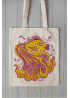 "Eco bag  ""Princess koraliya"""