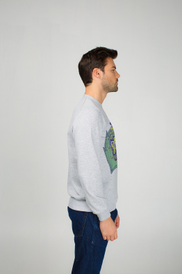 "Men's sweatshirt ""Defender"""