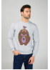 "Men's sweatshirt ""Family totem"""