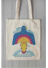 "Eco bag "" Wonder Eagle"""