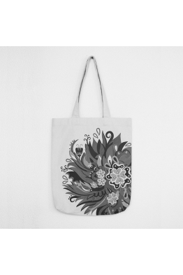 Eco bag with logo