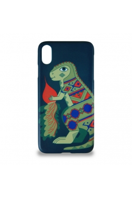 "The phone case ""Gentleman Ukrozaurus"""