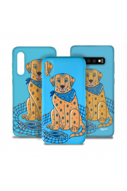 "The phone case ""Canadian labrador"""