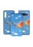 "The phone case ""Тhe sky storks"""