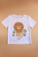 T-shirt whith lion