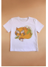 "T-shirt ""Little fox sleeping"""
