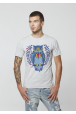 Men's T-Shirt with Owl print