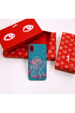 "The phone case ""Princess Koraliya"""
