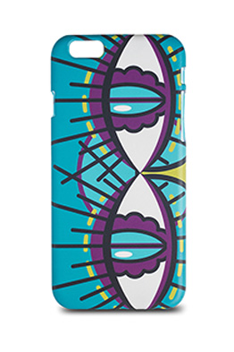 "iPhone case ""Dyvooo-eyes. Dragonfly"""