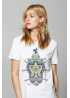 "Women's T-Shirt ""Beetle defender"" - branded online shop Dyvooo"