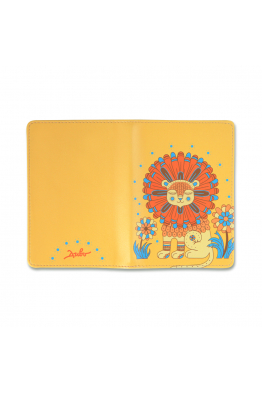 "Passport Cover ""Sunlion"""