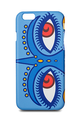 "iPhone case ""Dyvooo-eyes. Monkey"""