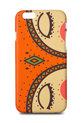 "iPhone case ""Dyvooo-eyes. The Sleeping foxy"""