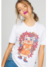 "Women's T-Shirt ""The hedgehog Ghluti"""