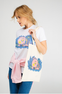 Women's t-shirt with piggy