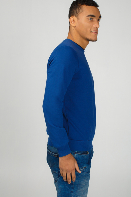Blue Men's Sweatshirt