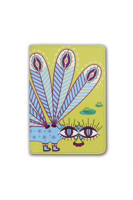 "Passport Cover ""Dragonfly"""