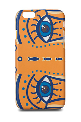 "iPhone case ""Dyvooo-eyes. The Canadian Labrador"""