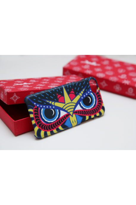 "iPhone case ""Owl Fairyteller"""
