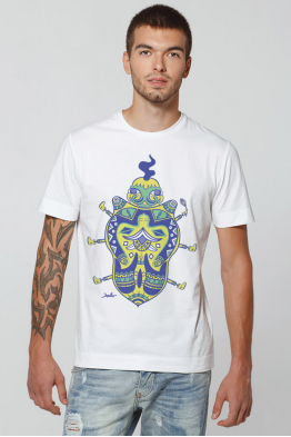 "Men's T-Shirt ""Beetle Defender"""
