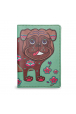 "Passport Cover ""The apricot pug"""