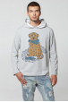 Men's Hoodie with Canadian Labrador