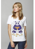 "Women's T-Shirt ""Panda with mandarins"""