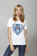 "Woman t-shirt ""The Owl Taleteller"""