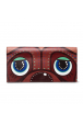 Ticket case with eyes of pug